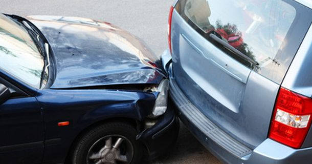 Car collision - baner